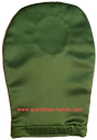 dark-green-909-satin-ostomy-bag-cover