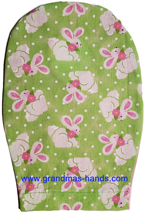 Bunnies - Childrens Ostomy Bag Cover