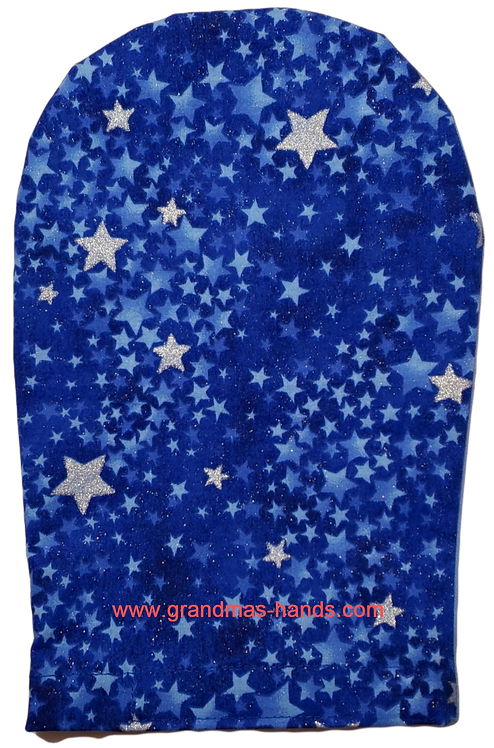 Silver Star - Adult Ostomy Bag Cover
