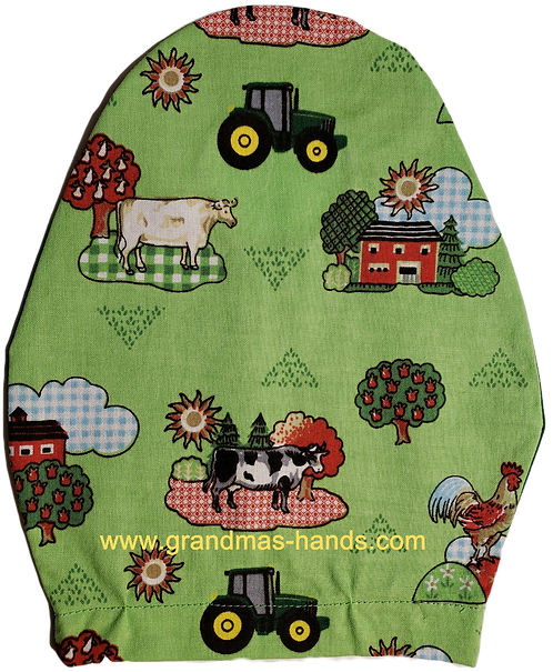 Farm Scene - Children's Urostomy Bag Cover