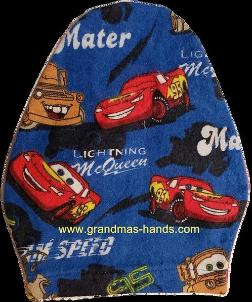 Lightening McQueen - Children's Urostomy Bag Cover