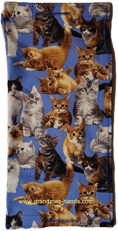 Kittens - Biliary/Drainage Bag Cover