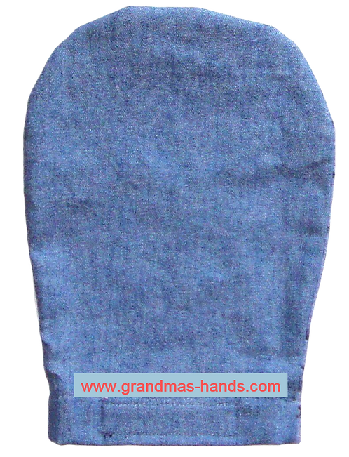 Light Denim - Adult Ostomy Bag Cover