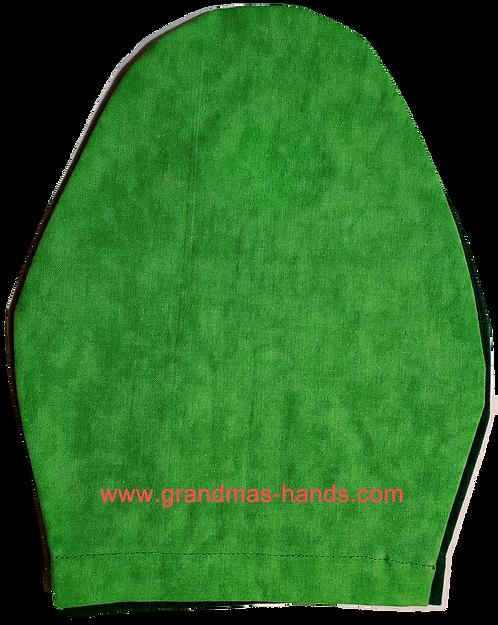Green Tye Dye - Children's Urostomy Bag Cover