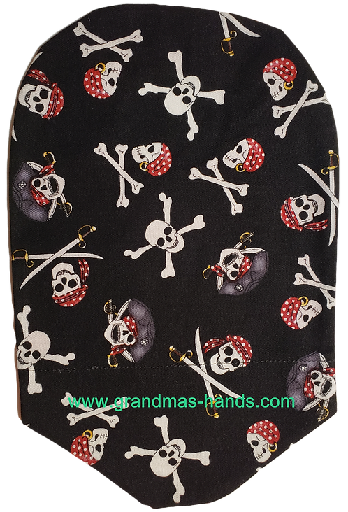 Lots of Skulls - Adult Urostomy Bag Cover