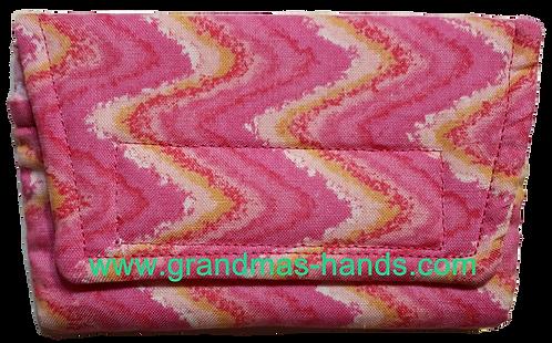 Pink Waves - Insulin Pump Pouch