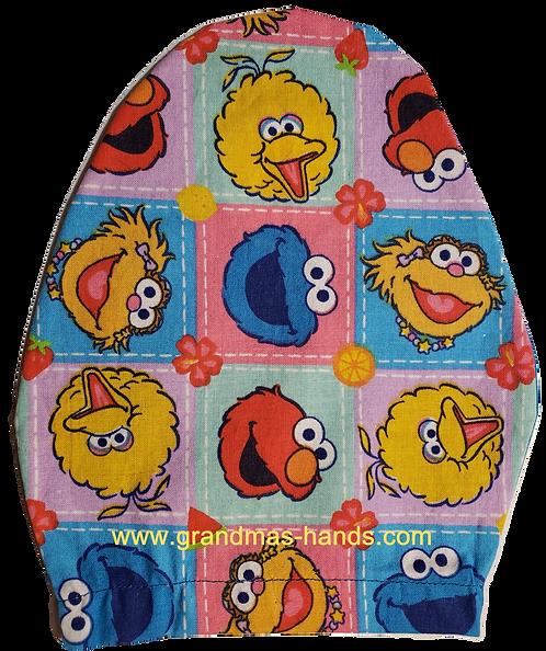 Sesame Street - Children's Urostomy Bag Cover