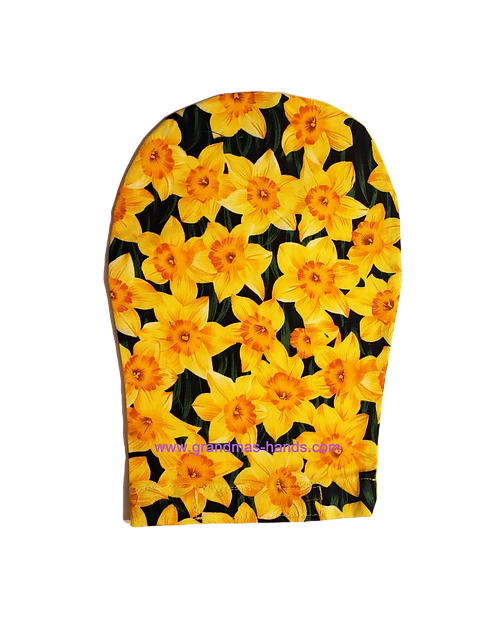 Daffodil - Adult Ostomy Bag Cover