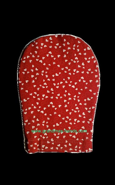 Heart - Adult Ostomy Bag Cover