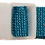 Thumbnail: Turquois Belt with White Buckle - Insulin Pump Pouch Belt