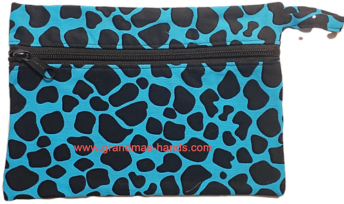 Animal Spot Diabetic Accessory Carrying Case
