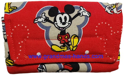 Mickey Mouse - Insulin Pump Pouch