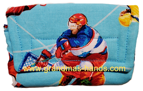 Hockey Breakout - Insulin Pump Pouch