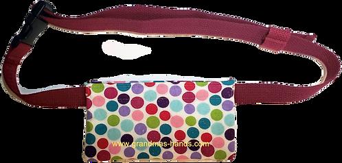 Multi-Coloured- Spots - EpiPen® Pouch