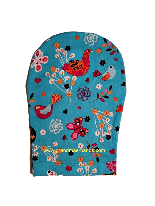 Blue Bird - Adult Ostomy Bag Cover