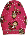 Happy Monkies - Children's Urostomy Bag Cover