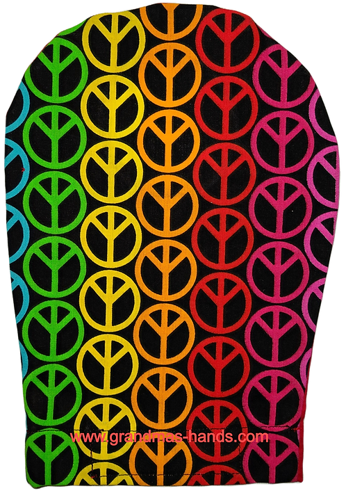 Peace - Adult Ostomy Bag Cover