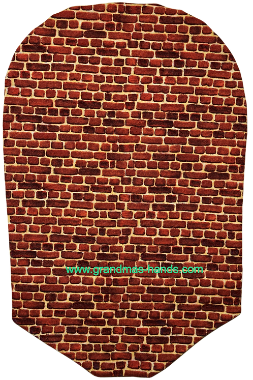 Brick - Adult Urostomy Bag Cover