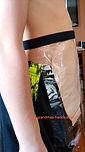 Urostomy Bag Shower Protector View 2