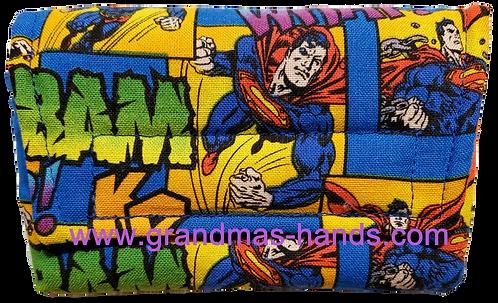 Superman (323A) - Insulin Pump Pouch