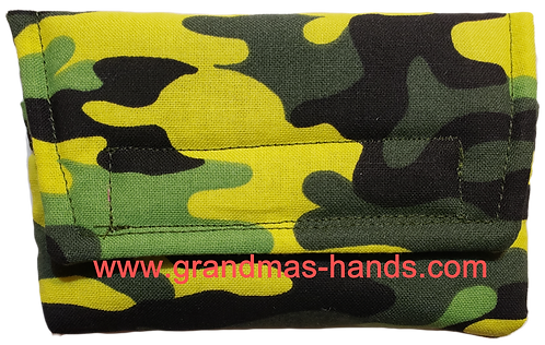 Canadian Camo - Insulin Pump Pouch
