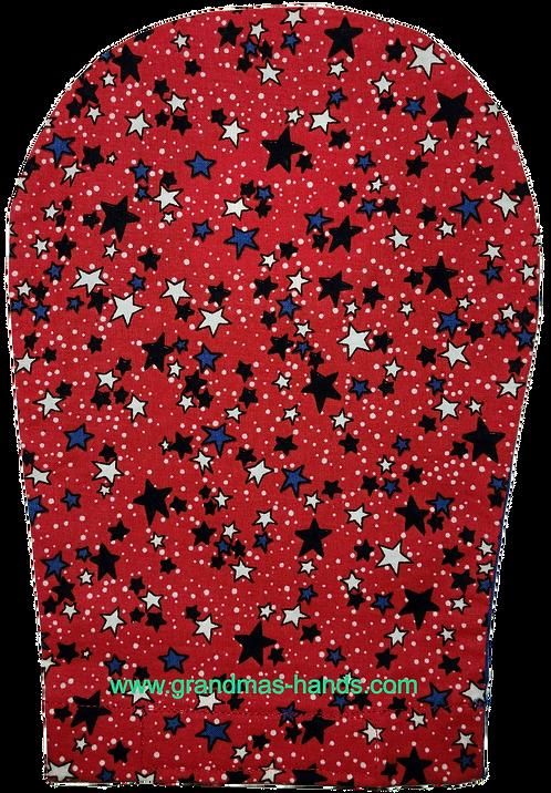 Star - Adult Ostomy Bag Cover