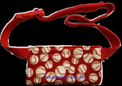 Baseballs - EpiPen® Pouch