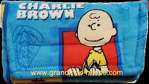 Charlie Brown - Insulin Pump Pouch