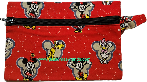 Disney Diabetic Accessory Carrying Case