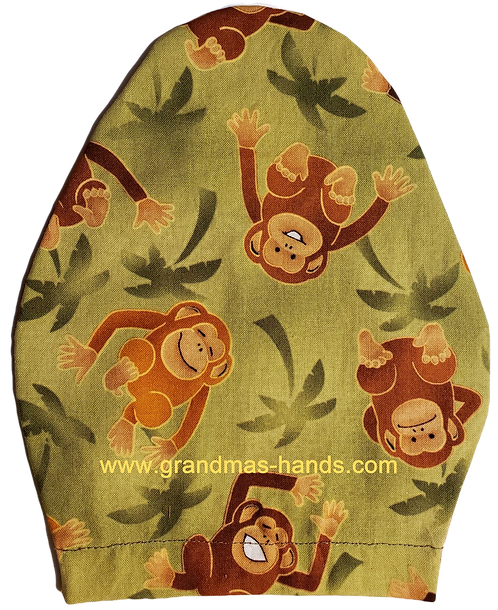 Monkies - Children's Urostomy Bag Cover