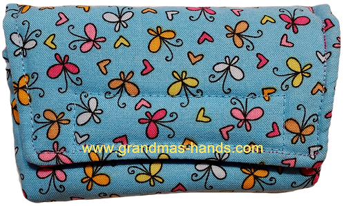 Butterfly Heart  - Insulin Pump Pouch