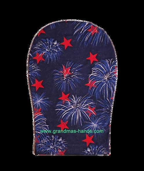 Fireworks - Adult Ostomy Bag Cover