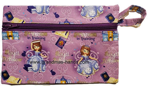 Princess in Training Diabetic Accessory Carrying Case