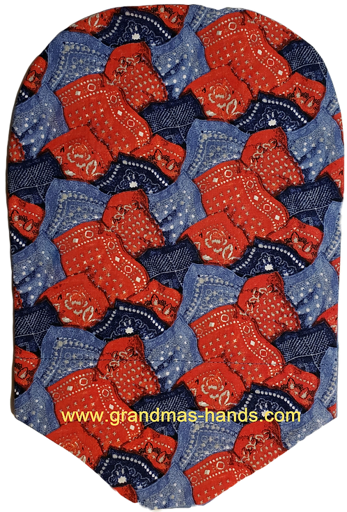 Bandana - Adult Urostomy Bag Cover