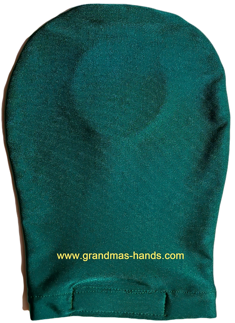 Green - Adult Stretchy Ostomy Bag Cover