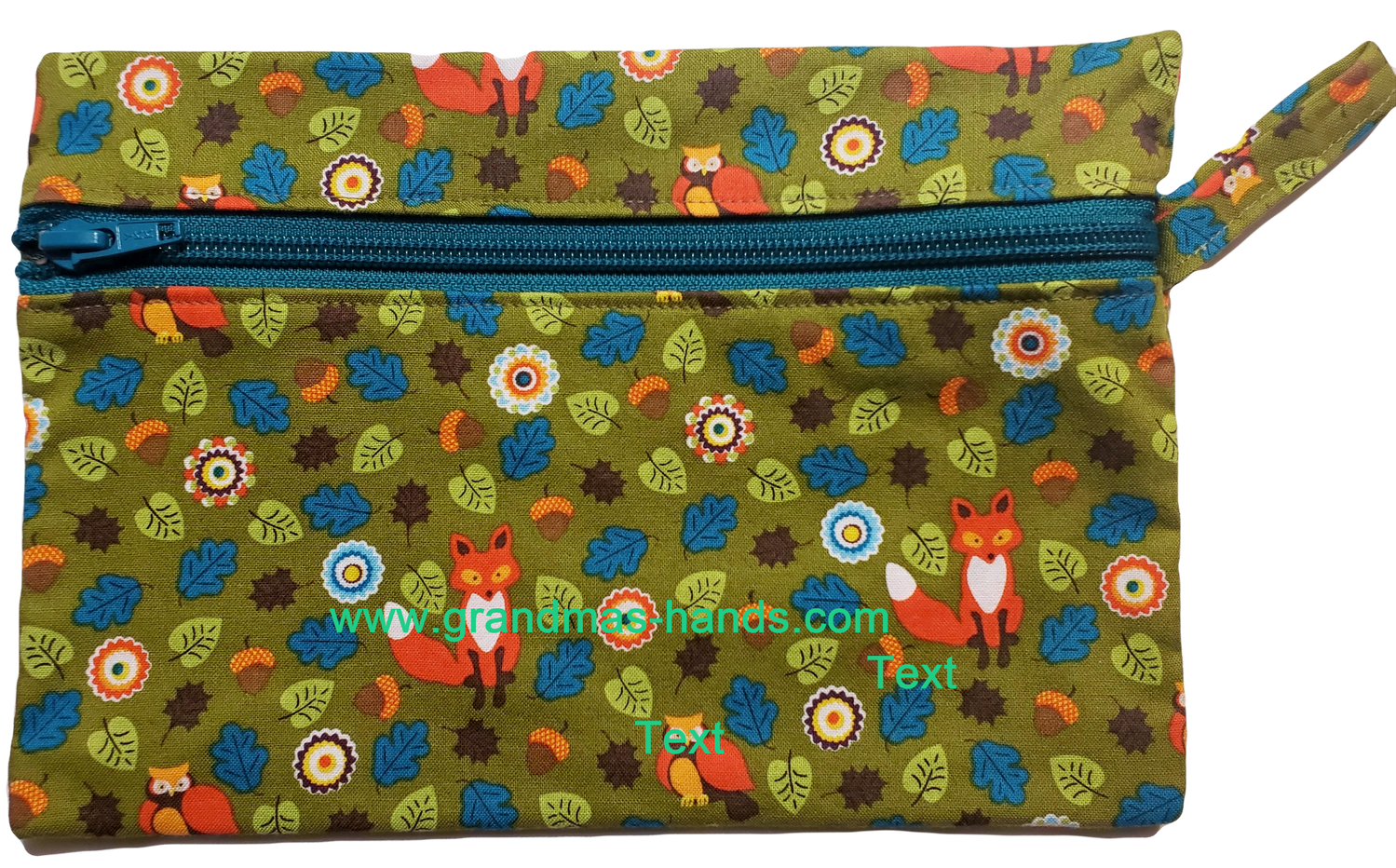 Woodland Diabetic Accessory Carrying Case