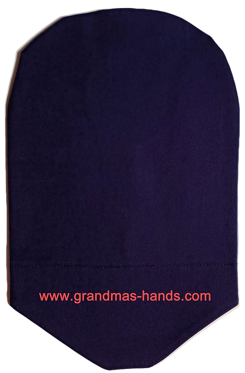 Navy - Adult Urostomy Bag Cover