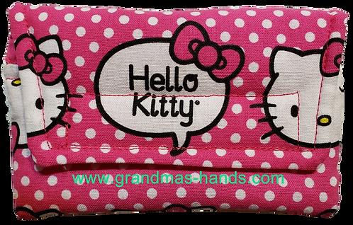 Hello Kitty- Insulin Pump Pouch