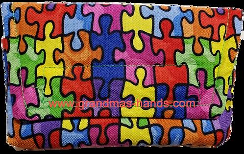 Puzzle - Insulin Pump Pouch