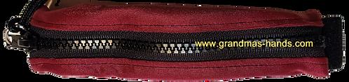 Burgundy  - Stretchy Insulin Pump Pack