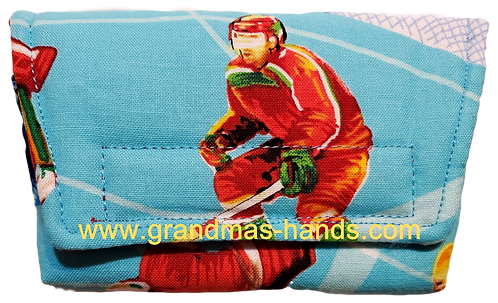 Hockey Defenceman - Insulin Pump Pouch
