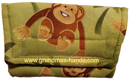 Monkey Business - Insulin Pump Pouch