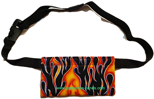 Flame - EpiPen® Pouch