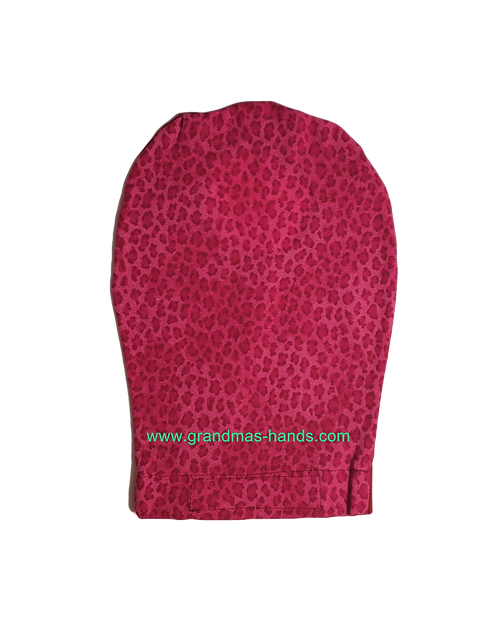 Pink Leopard - Adult Ostomy Bag Cover