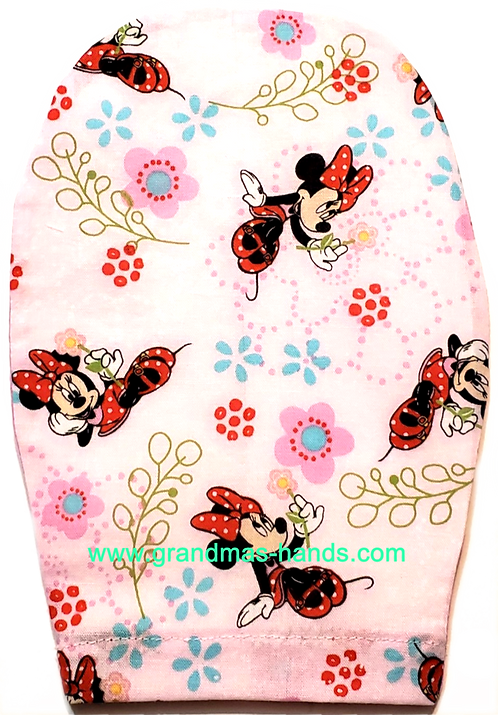 Minnie Mouse - Childrens Ostomy Bag Cover