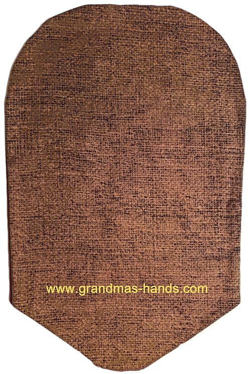 Brown Tones - Adult Urostomy Bag Cover