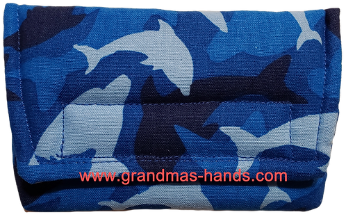 Dolphins - Insulin Pump Pouch