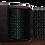 Thumbnail: Dark Green Belt with Black Buckle - Insulin Pump Pouch Belt