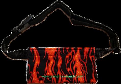 Orange Flame - EpiPen® Pouch