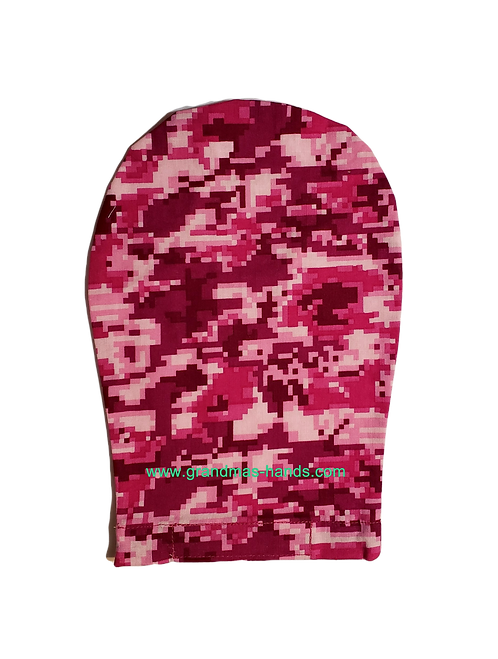 Pink Camo - Adult Ostomy Bag Cover